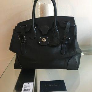 Ralph Lauren Black Ricky Bag